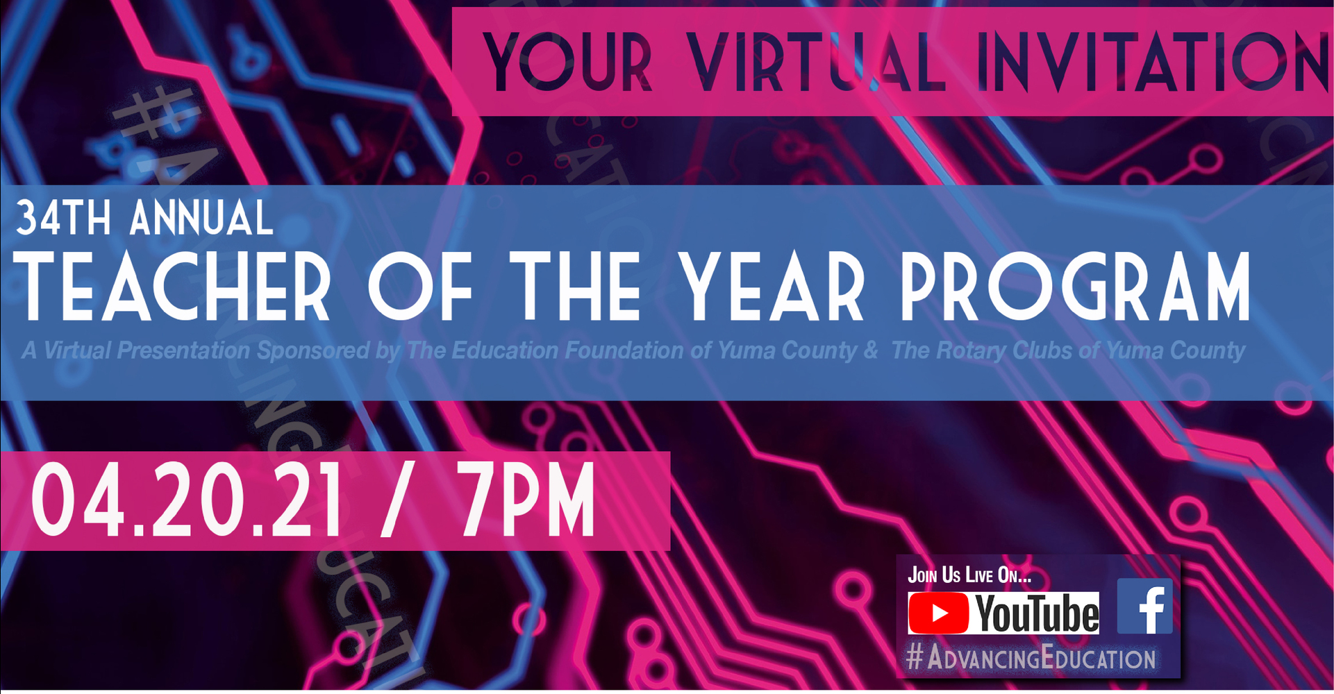 Virtual Teacher of the Year Awards